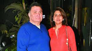 Rishi Kapoor and Neetu Singh, Rishi Kapoor and Neetu Singh love story is a stuff of legends. Considered one of Bollywood's golden couples,