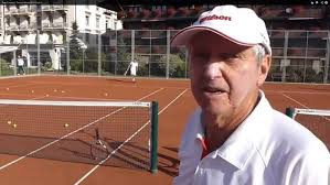 Roy Stanley Emerson, an Australian former tennis player who won 12 Grand Slam singles titles and 16 Grand Slam doubles titles, for a total of 28 Grand Slam titles.