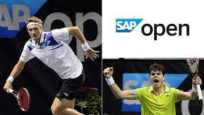 SAP Open Tennis Tournament, a men's tennis tournament held in San Jose, United States that was part of the International Series of the 2006 ATP Tour.
