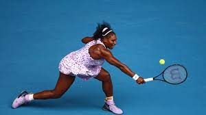 Serena-Williams, an American professional tennis player and former world No. 1 in women's single tennis.