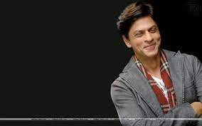 Shahrukh Khan smile, an Indian actor, film producer, and television personality who works in Hindi films.