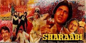 Sharaabi1984, The story of the spoilt but kind-hearted son of an extremely rich and uncaring father who heads down the path of alcoholism and depression.