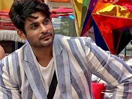 Sidharth Shukla, an Indian actor, host and model who appears in Hindi television and films.