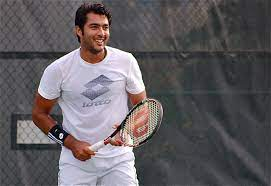 South Asian Tennis Open, a hard court tournament played in the outdoors.