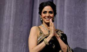 Sridevi hands, Her hands are bony and attractive.