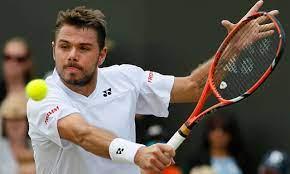 Stan Wawrinka, a Swiss professional tennis player. He reached a career-high Association of Tennis Professionals singles ranking of world No. 3