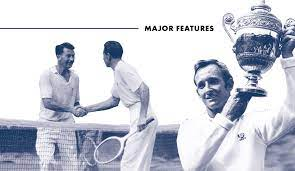 when the Open Era starts many players become professional like Hoad won the tennis final at Wimbledon and became professional.