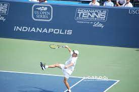 The Indianapolis Tennis Championship, an annual men's tennis tournament played in Indianapolis as part of the ATP Tour.