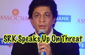 Threat to Shahrukh Khan, A gang called Ravi Pujara was planning to kill Badshah of Bollywood Shahrukh Khan.