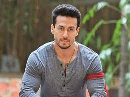 Tiger Shroff, an Indian film actor and martial artist known for his work in Hindi-language action films.