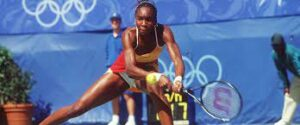 Venus Williams, an American professional tennis player. A former world No. 1 in both singles and doubles,