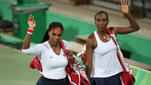 Venus Williams and Serena Williams, The Williams sisters are two professional American tennis players