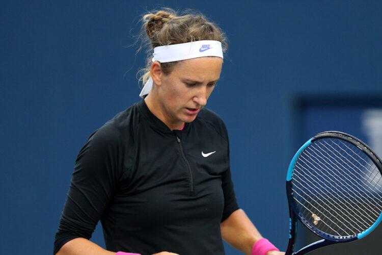 Victoria Azarenka, a Belarusian professional tennis player. Azarenka is a former world No. 1 in singles,