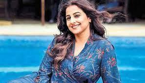 Vidya Balan, an Indian actress who works predominantly in Hindi cinema.