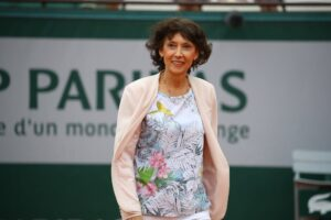 Virginia Ruzici, a former professional tennis player from Romania. She won the 1978 French Open singles championship.