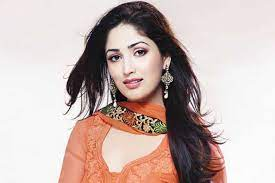 Yami Gautam, an Indian actress who predominantly appears in Hindi films, alongside a few Telugu and Tamil language films.
