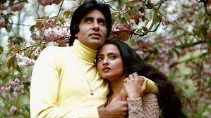 amitabh and rekha, Amitabh and Rekha- the two legends of the Indian film industry,