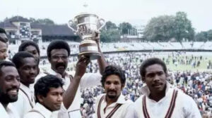 was the inaugural Cricket World Cup, and the first major tournament in the history of One Day International cricket.