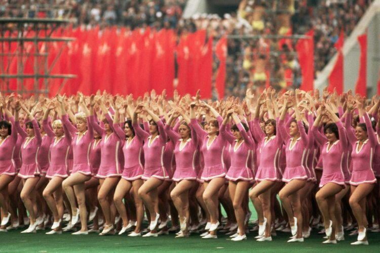 The football event at the 1980 Olympics was hosted by USSR which commenced on July 20 and ended on August 2.