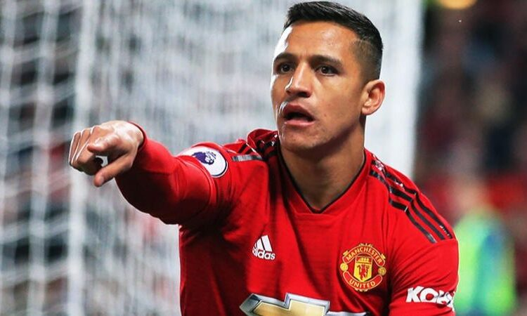 Alexis Sanchez, a Chilean professional footballer who plays as a forward for Serie A club Inter Milan and the Chile national team.