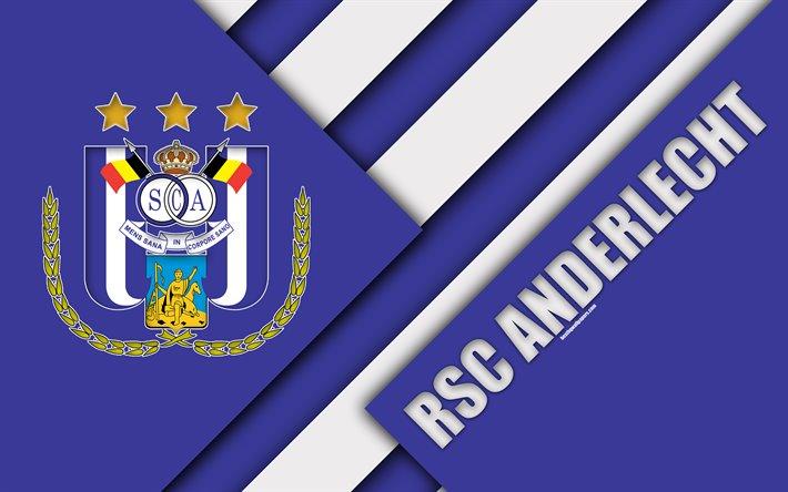 Anderlecht football club, a Belgian professional football club based in Anderlecht, Brussels Capital-Region.
