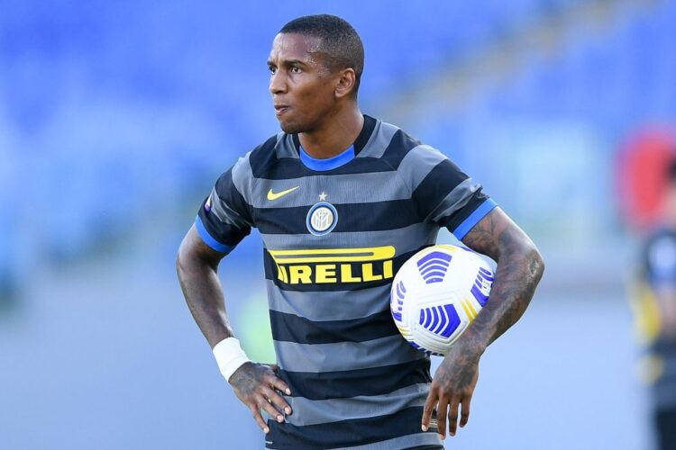 Ashley Young, an English professional footballer who plays as a winger or full-back for Serie A club Inter Milan.