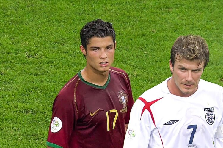 Beckham vs Ronaldo, had a great relationship but Beckham's obsessive disorder made Ronaldo despair at Real Madrid.