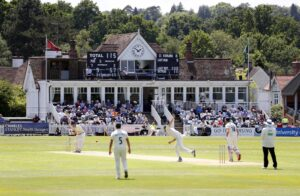 Inter-county cricket matches are known to have been played since the early 18th century,