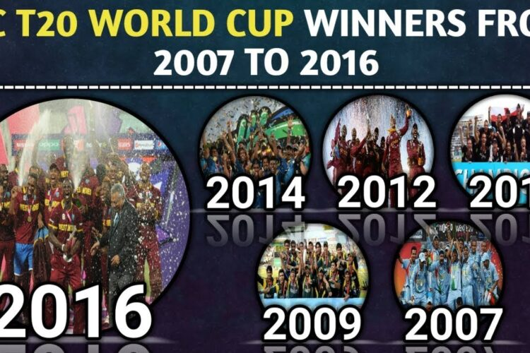 England are the current champions after winning the 2019 World Cup edition.