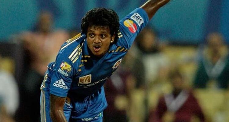 Dilhara Fernando, a professional Sri Lankan cricketer playing for Tests, ODIs and T20Is in the international arena.