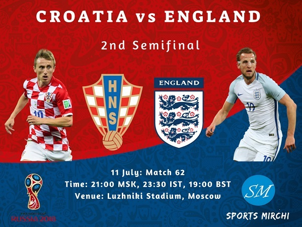 England have lost three competitive games against Croatia