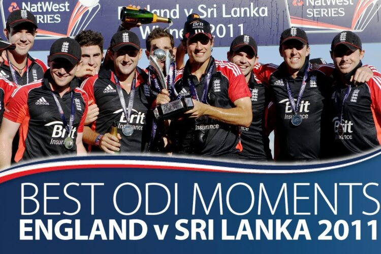 Sri Lanka defeated England by 10 wickets to qualify for the semi-final.