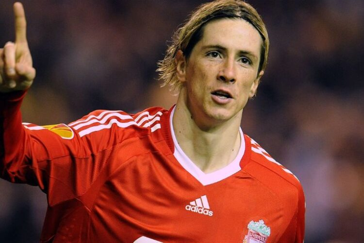 Fernando Torres, a Spanish former professional footballer who played as a striker.