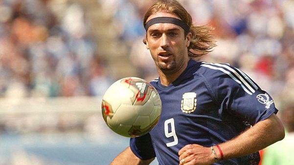 Gabriel Batistuta Trivia, an Argentine former professional footballer.