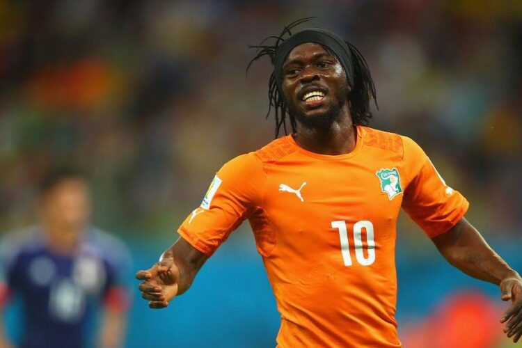 Gervinho, s an Ivorian professional footballer who plays as a forward for Turkish club Trabzonspor and the Ivory Coast national team.