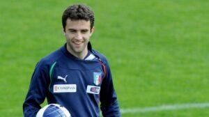 Giuseppe Rossi, an Italian professional footballer who plays as a forward.