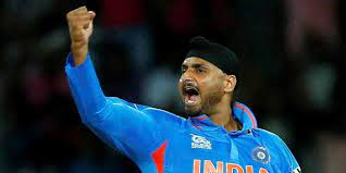 Harbhajan Singh, an Indian cricketer, who has played all formats of cricket for India.
