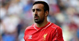 Jose Enrique, a Spanish former footballer who played as a left back.