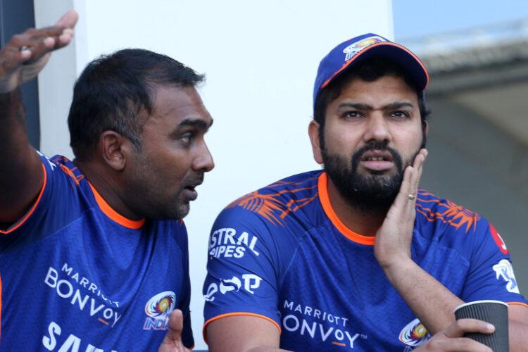 Mahela Jayawardene, a Sri Lankan cricket coach and a former cricketer.