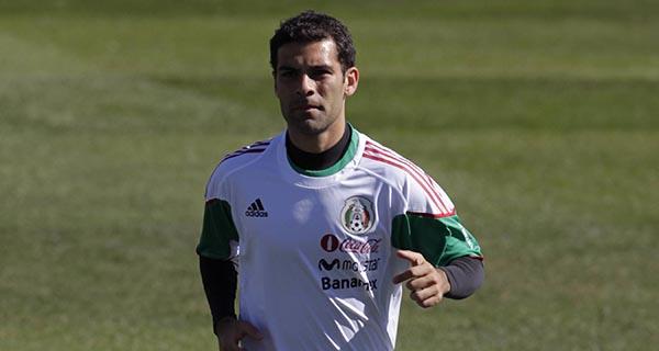 Rafael Marquez, a Mexican former professional footballer and youth coach of Spanish Tercera División club Alcalá.