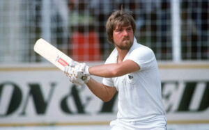Mike Gatting, an English former cricketer, who played first-class cricket for Middlesex and for England from 1977 to 1995,