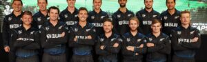 The New Zealand national cricket team represents New Zealand in men's international cricket.