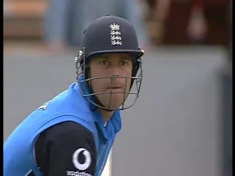 Nicholas Verity Knight, an English cricket commentator former England cricketer