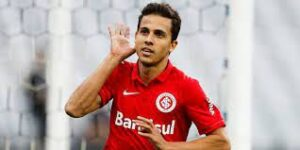 Nilmar Honorato da Silva, a Brazilian former professional footballer who played as a forward.