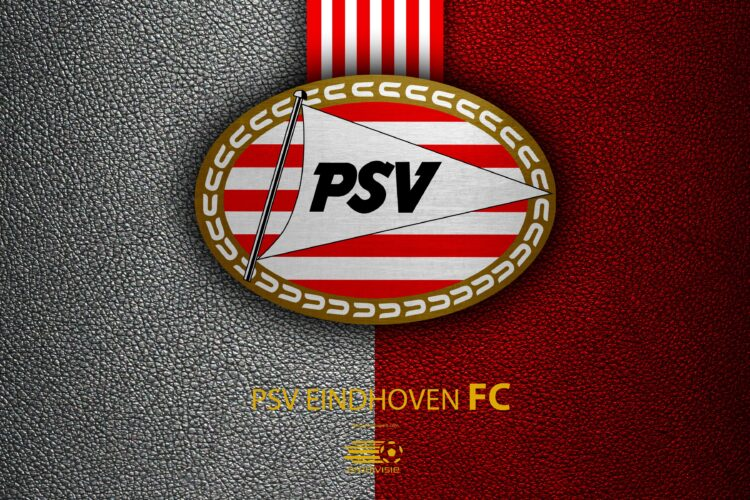 PSV Eindhoven football club, a sports club from Eindhoven, Netherlands, that plays in the Eredivisie, the top tier in Dutch football