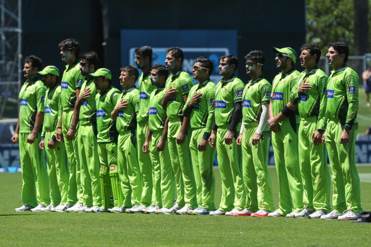 The Pakistan national cricket team, popularly referred to as the Shaheens, Green Shirts, Men in Green, and Cornered Tigers is administered by the Pakistan Cricket Board.