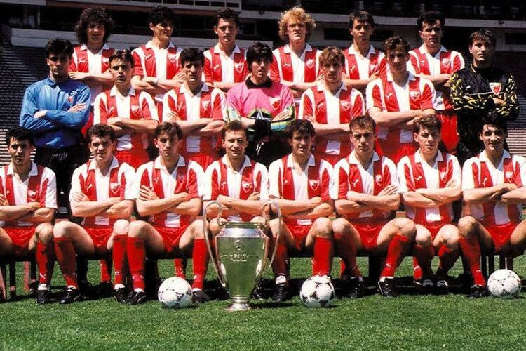 the most successful Serbian league team, currently playing in the second position