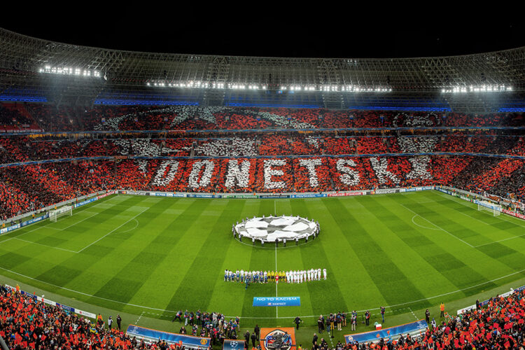 Shakhtar Donetsk football club has been producing remarkable results in the recent past which has earned them plaudits from many critics.