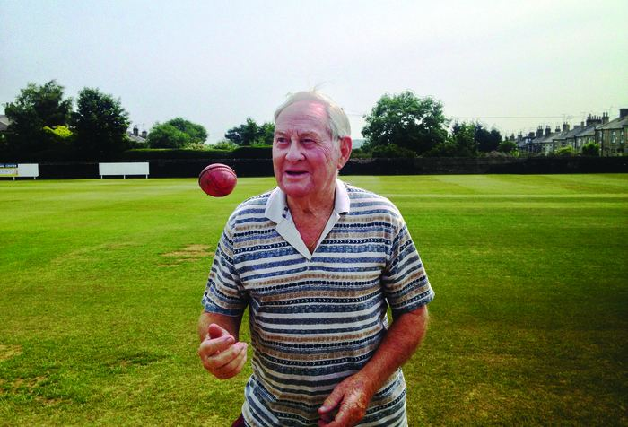 Raymond Illingworth, a former English cricketer, cricket commentator and cricket administrator.