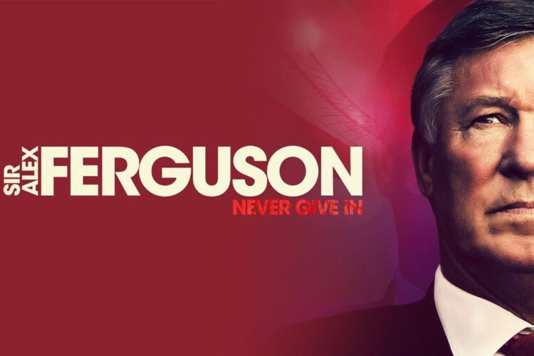 SIR ALEX FERGUSON, a Scottish former football manager and player,